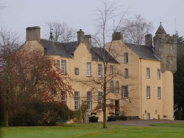 Myres Castle Auchtermuchty