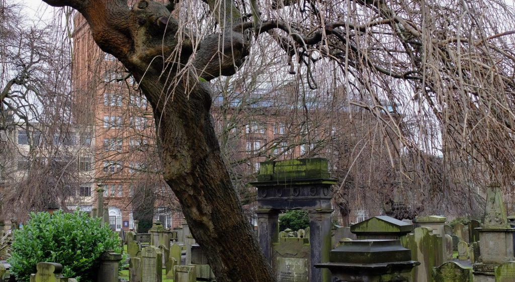 Howff Graveyard, Dundee