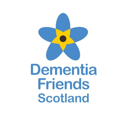 Dementia Friend Scotland logo