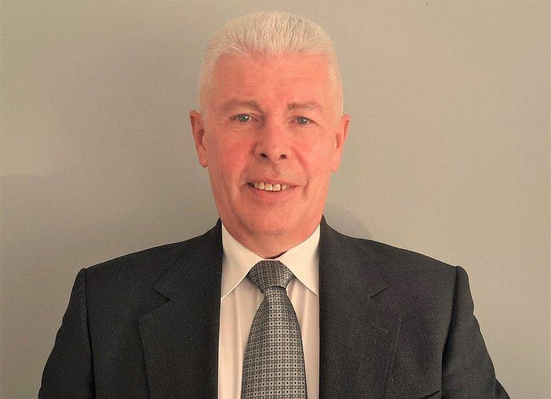Graham Millar funeral director, Dundee