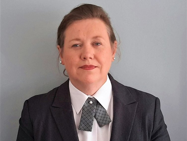 Suzanne Millar funeral director, Dundee